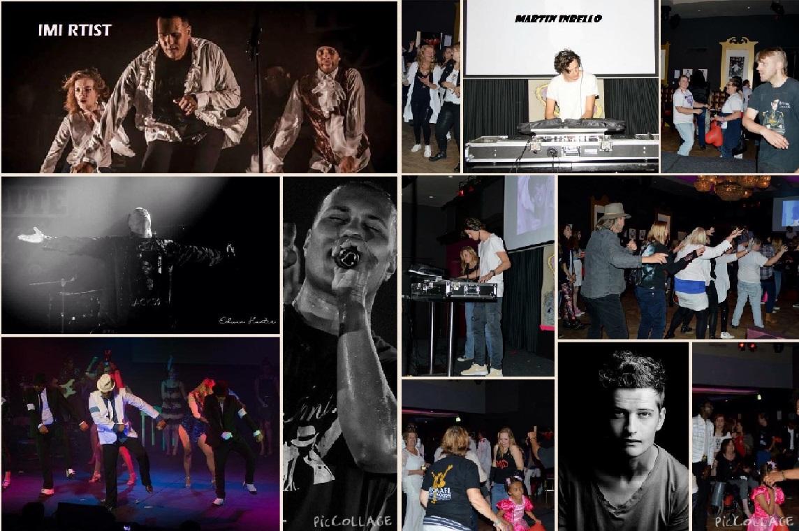 IMI Rtist & DJ Martin 2015