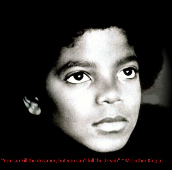 MJ black men dream