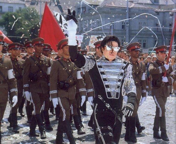 MJ in mars